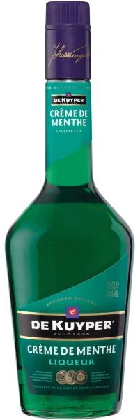 Crema Menta Verde 70 cl. De kuyper