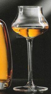 Confezione 6 Bicchieri Calice Degustazione Grappa OF Bonollo