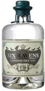 Six Ravens Gin London Dry