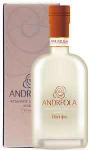 Acquavite di Prosecco Dirupo Andreola