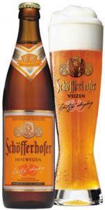 Birra Non Filtrata HefeWeizen Schofferhofer