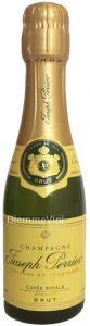 Bottiglia Piccola Champagne Cuvée Royale Brut cl. 20 Joseph Perrier