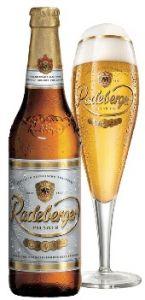 Birra Bionda Pilsner Bassa Fermentazione Radeberger