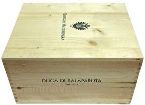 Cassa Legno Vuota Bianca di Valguarnera Sicilia Duca di Salaparuta