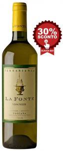 La Fonte Viognier Bianco Toscana Igt 2014 Terrabianca