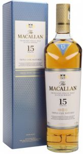 Whisky Single Malt 15 Anni Triple Cask The Macallan