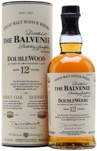 Whisky Single Malt 12y Old DoubleWood The Balvenie