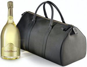 Franciacorta Cuvée Prestige Jeroboam 3lt. Borsa Weekend Ca' Del Bosco