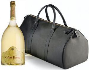 Franciacorta Cuvée Prestige Mathusalem 6lt. Borsa Weekend Ca' Del Bosco