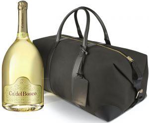 Franciacorta Cuvée Prestige 42° Edizione Salmanazar 9lt. Borsa Weekend Ca' Del Bosco