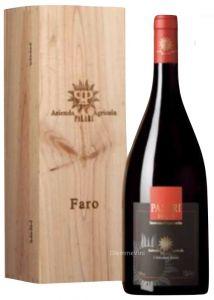 Magnum Faro Rosso Doc 2006 Cassa Legno Palari