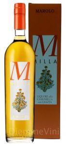 Milla Liquore alla Camomilla con Grappa Nebbiolo Marolo Distilleria