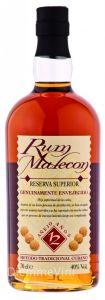 Rum Riserva Superiore 12 anni Malecon