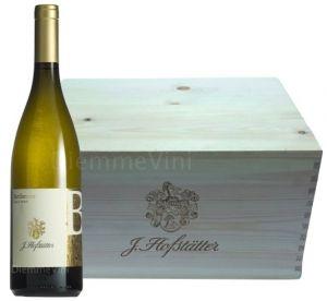 Cassa 6 Bt. Pinot Bianco Barthenau Vigna S. Michele Doc 2013 Hofstatter