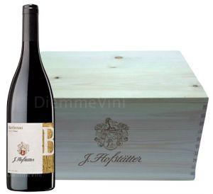 Cassa 6 Bt. Pinot Nero Barthenau Vigna S.Urbano Doc 2012 Hofstatter