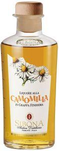Liquore Alla Camomilla in Grappa Finissima Sibona Distillerie