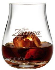 Confezione 6 Bicchieri Degustazione Rum Centenario Zacapa