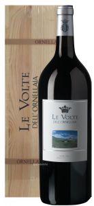 Magnum Le Volte Dell'Ornellaia Vino Rosso Toscana Igt 2018 Ornellaia