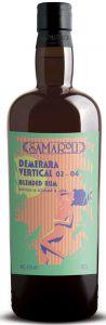 Blended Rum Demerara Vertical 02-04 cl.700 Samaroli