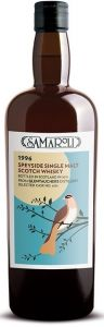 Whisky Glentauchers Speyside 1996 Single Malt cl.700 Samaroli