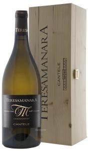 Magnum Teresa Manara Chardonnay Igt Salento 2018 Cantele