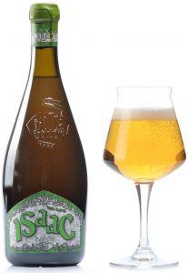 Birra Artigianale Bianca Isaac Baladin