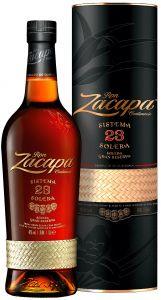 Rum 23 anni Sistema Solera Zacapa