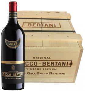 Cassa Legno 6 bt. Secco Original Vintage Edition Verona Igt 2015 Bertani