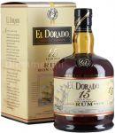 Rum Finest Demerara 15 Year Old Special Reserve El Dorado