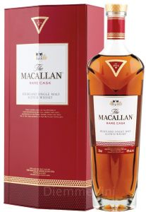 Whisky Single Malt Rare Cask The Macallan