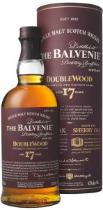 Whisky Single Malt Doublewood 17 Years Old The Balvenie