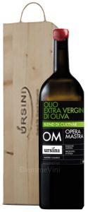 Jeroboam 3 Lt. Olio Extra Vergine di Oliva Opera Mastra Ursini