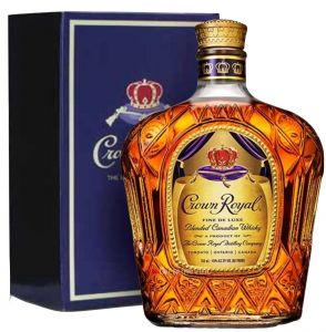 Whisky Blended Canadian Crown Royal
