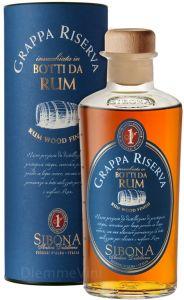 Grappa Riserva Botti da Rum Sibona