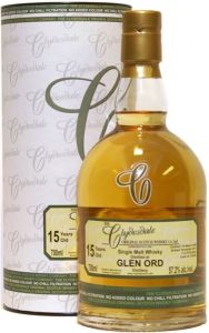 Whisky Single Malt 1996 Glen Ord 15 anni Limited Edition Clydesdale