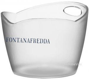 Spumantiera Ideal in Acrilico Trasparente Fontanafredda