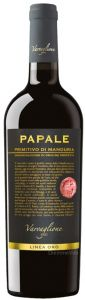 Primitivo di Manduria Papale Linea Oro Dop 2015 Varvaglione