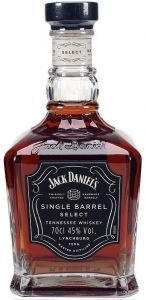 Whisky Select Tennessee Single Barrel Jack Daniels