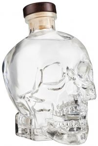 Vodka Distillata 4 Volte Crystal Head