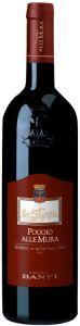 Rosso di Montalcino Poggio alle Mura Doc 2016 Castello Banfi