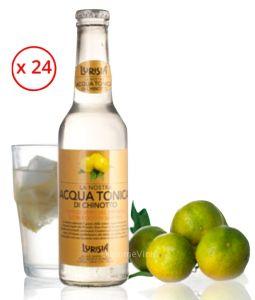 Acqua Tonica dei Chinotti di Savona Confezione 24 Bottiglie Lurisia