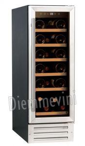 Cantina Frigo Professionale in Acciaio max 18 Bottiglie Nevada
