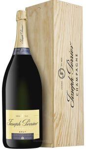 Cassa Legno Mathusalem Champagne Cuvée Royale Blanc De Blanc Joseph Perrier