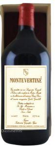 Cassa Legno Doppio Magnum Montevertine Toscana Igt 2014 Montevertine