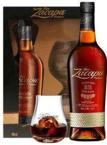 Rum Centenario Solera 23 Anni 1 Bicchieri Degustazione Zacapa
