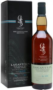 Whisky Distillers Edition Double Matured Edition 2001 Lagavulin