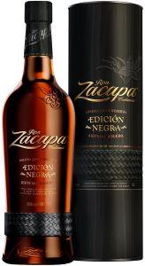 Rum Centenario Solera Edicion Negra Zacapa