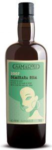 Rum Demerara Dark 2003 Samaroli