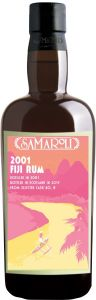 Rum Fiji 2001-17 Invecchiato 16 Anni  Samaroli