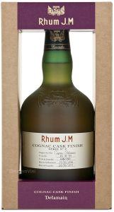 Rum Agricole Cognac Cask Finish Delamain Vieux 2006  J.M.